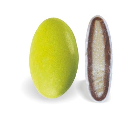 Κουφέτο με Διπλή Σοκολάτα Πράσινο 200-210τεμ