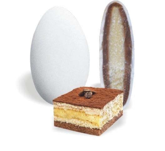 Κουφέτο με Διπλή Σοκολάτα και Tiramisu 200-210τεμ
