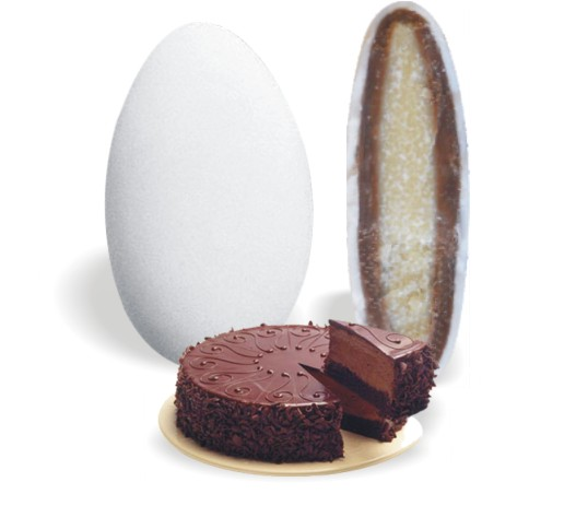 Κουφέτο με Διπλή Σοκολάτα και Caprese 200-210τεμ