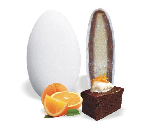 Κουφέτο με Διπλή Σοκολάτα και Πορτοκάλι 200-210τεμ