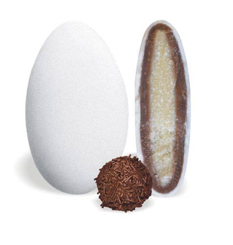 Κουφέτο με Διπλή Σοκολάτα και Τρούφα 200-210τεμ