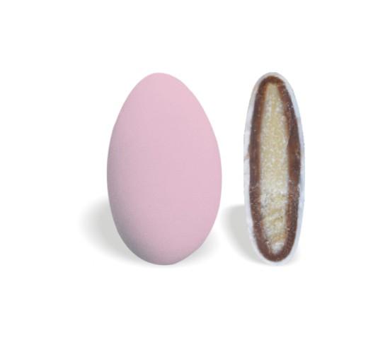 Κουφέτο με Διπλή Σοκολάτα Mini Ρόζ 450-480τεμ