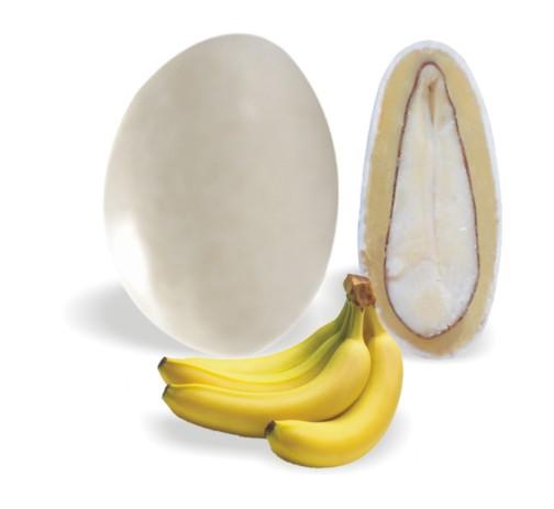 Κουφέτο με Αμύγδαλο,Σοκολάτα και Μπανάνα 190-200τεμ