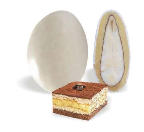 Κουφέτο με Αμύγδαλο, Σοκολάτα και Τιραμισού 190-200τεμ