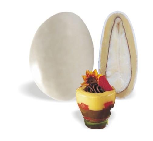 Κουφέτο με Λευκή Σοκολάτα και Πουτίγκα 190-200τεμ