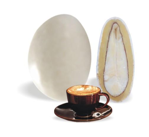 Κουφέτο με Λευκή Σοκολάτα και Καπουτσίνο 190-200τεμ