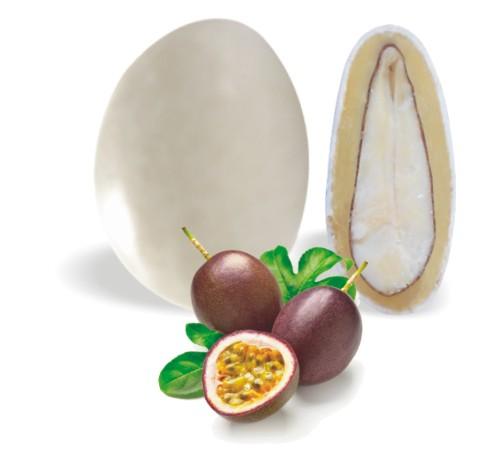 Κουφέτο με Αμύγδαλο, Λευκή Σοκολάτα και Φρούτα του Πάθους 190-200τεμ