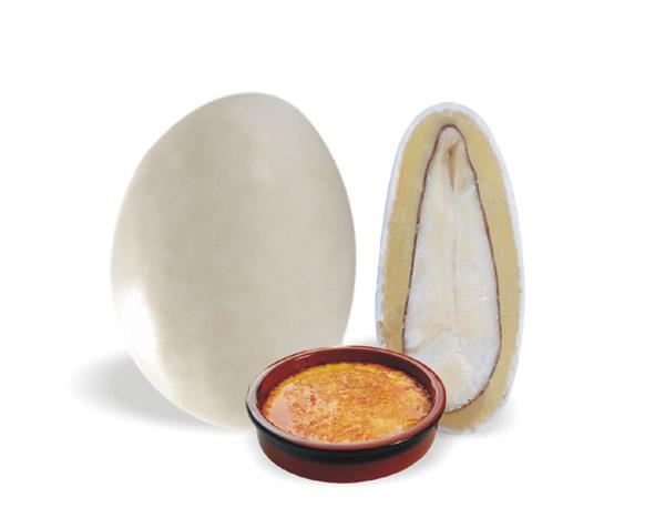 Κουφέτο με Λευκή Σοκολάτα και Creme Brulee 190-200τεμ